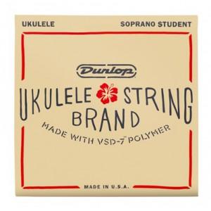 Dunlop DUQ201 Ukulele Soprano Student - struny do ukulele