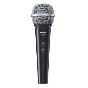 Shure SV 100-WA - mikrofon dynamiczny+akcesoria - pudełko z okienkiem
