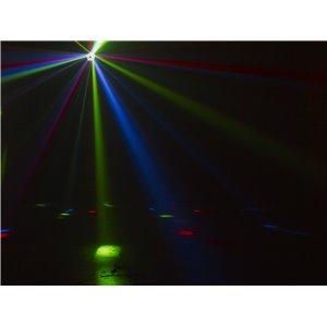 Contest nightmotion + Sagitter MIMETIK S - zestaw efekt świetlny + wytwornica dymu