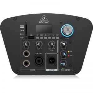 Behringer 2x C210 - zestaw nagłośnieniowy aktywny 400W