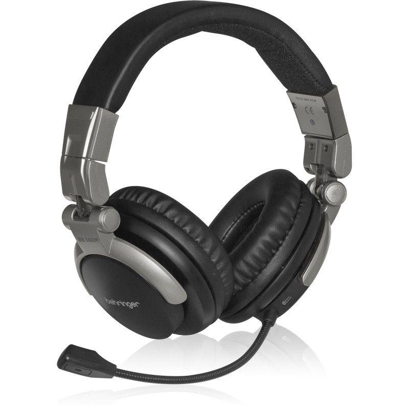 Behringer BB 560M - słuchawki bezprzewodowe bluetooth z mikrofonem