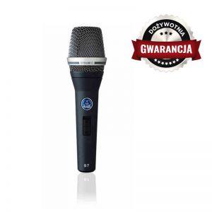 AKG D7s - mikrofon dynamiczny - DOŻYWOTNIA GWARANCJA
