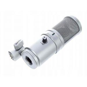 Superlux E205U - Studyjny wielkomembranowy mikrofon pojemnościowy z interfejsem USB