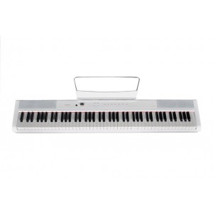 Artesia PA-88H WH - pianino cyfrowe + statyw + ława