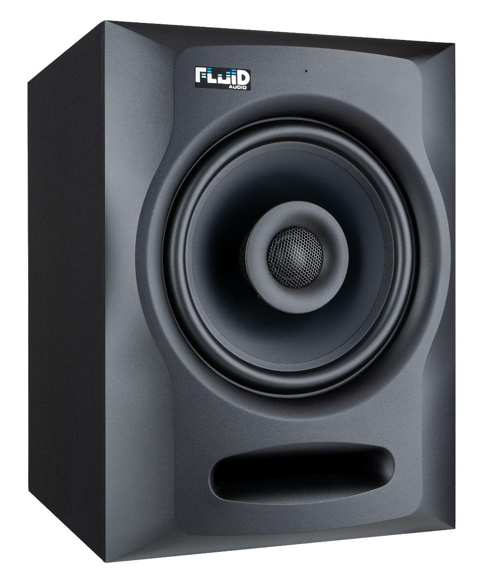 Fluid Audio FX80 - współosiowy monitor studyjny