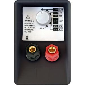 RH SOUND ST-2060BC/MP3+FM+BT + 2x BS-1040TS/B - Zestaw Nagłośnienia naściennego