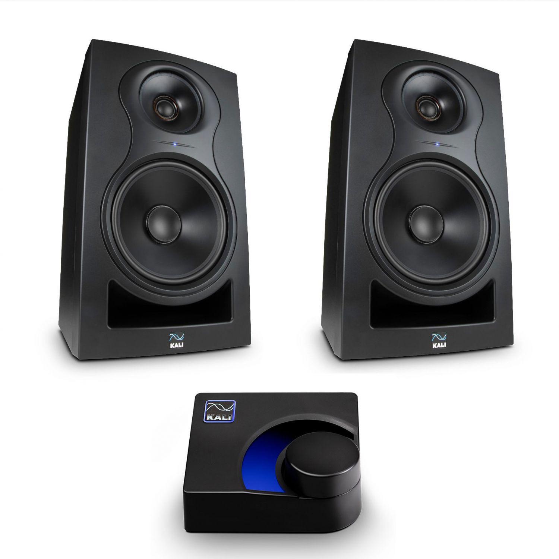 Kali Audio 2x IN8 - monitory studyjne + kontroler z bluetooth
