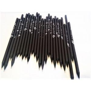 Ołówek z nutami - Muzyczny Ołówek - nuty - klucz wiolinowy - Zebra Music
