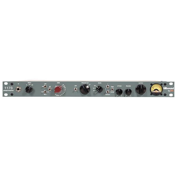 UK Sound 1173 Mic Pre Compressor - przedwzmacniacz mikrofonowy