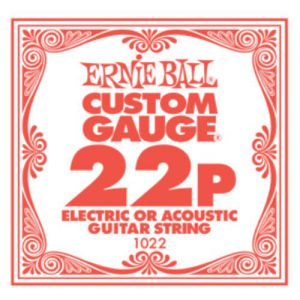 ERNIE BALL EB 1022 struna pojedyncza do gitary elektrycznej