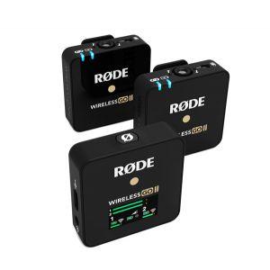 RODE Wireless GO II - system bezprzewodowy