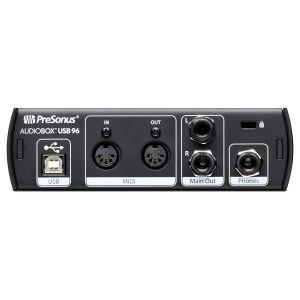 PreSonus AudioBox USB 96 25th – Interfejs audio USB
