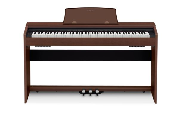 Casio PX-770 BN - pianino cyfrowe