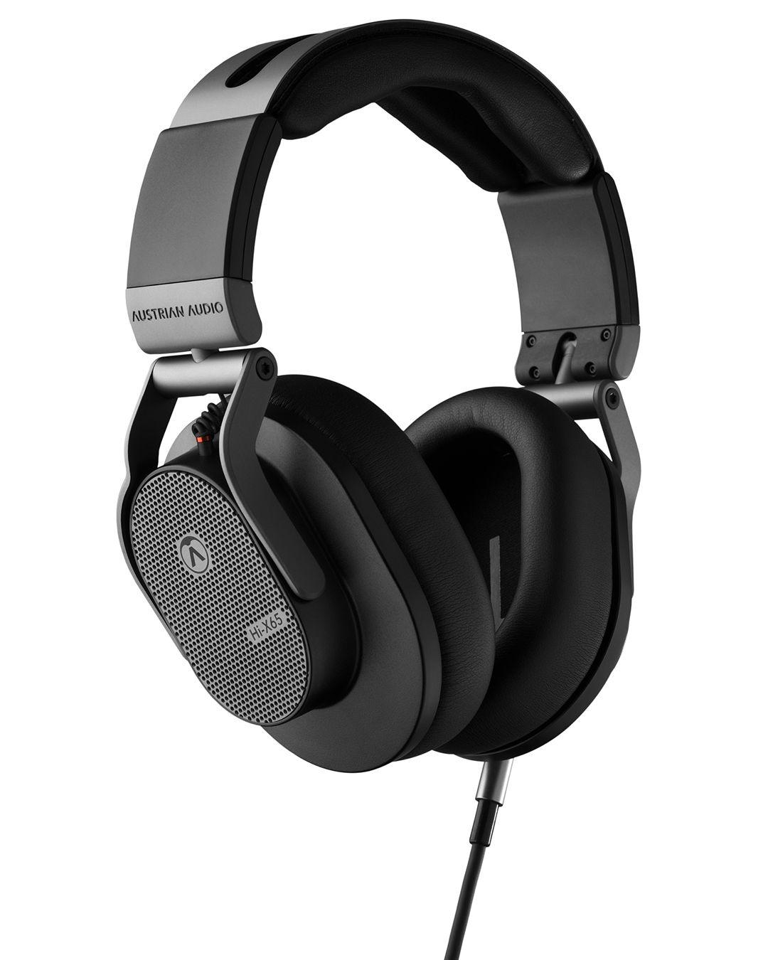 Austrian Audio Hi-X65 - słuchawki studyjne otwarte
