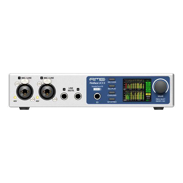 RME FireFace UCX II – interfejs Audio USB