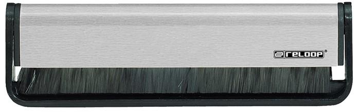 Reloop Silver - szczoteczka do czyszczenia płyt