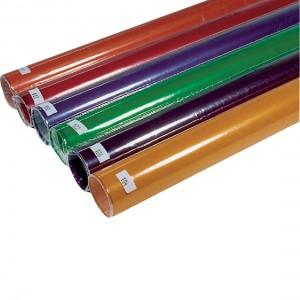 American DJ Colorfilter standard 61x53cm flame red - filtr do reflektorów PAR