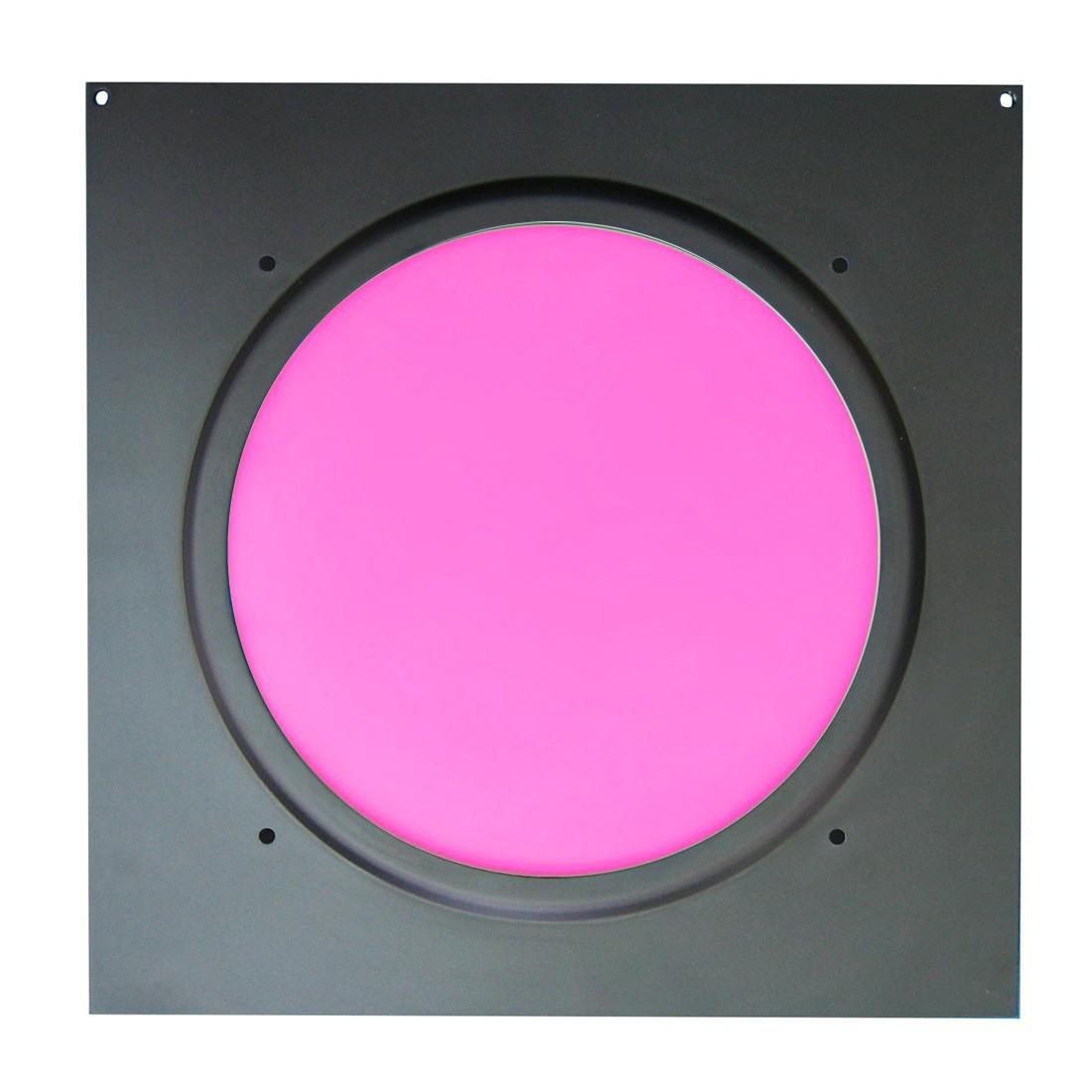 American DJ Dichrofilter PAR 56 (czarny) magenta - filtr do reflektorów PAR 56