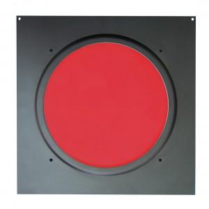 American DJ Dichrofilter PAR 56 (czarny) czerwony -  filtr do reflektorów PAR 56
