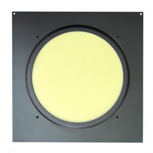 American DJ Dichrofilter PAR 56 (czarny) żółty - filtr do reflektorów PAR 56