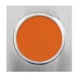 American DJ Dichrofilter PAR 56 (srebrny) pomarańczowy - filtr do reflektorów PAR 56