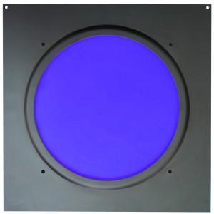 American DJ Dichrofilter PAR 64 (czarny) fioletowy - filtr do reflektorów PAR 64