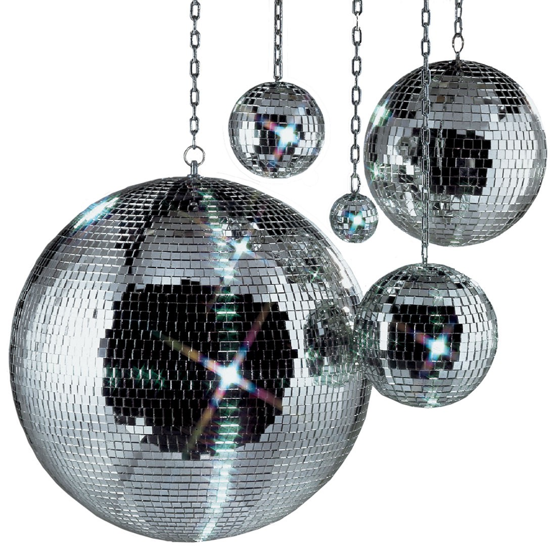 American DJ Mirrorball 1m - kula lustrzana