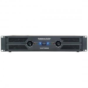 American Audio VLP-1000 - końcówka mocy