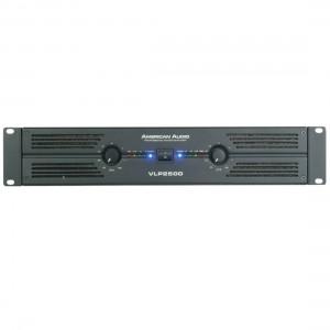 American Audio VLP-2500 - końcówka mocy
