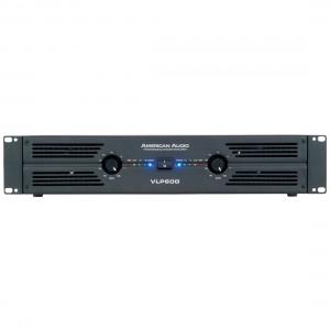 American Audio VLP-600 - końcówka mocy