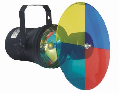 Showtec Colourchanger set - zestaw reflektor z tarczą