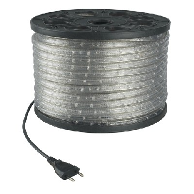 Showtec LED Flexilight 13mm 240V 50m zielony