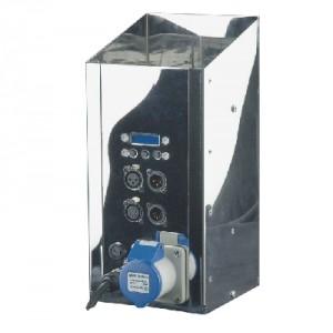 Showtec Reflektor Marquees Uplighter 1W 3200K biały