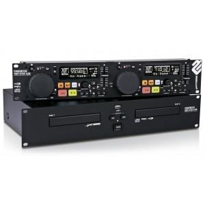 Reloop RMP-2760 USB - podwójny odtwarzacz CD/MP3/USB