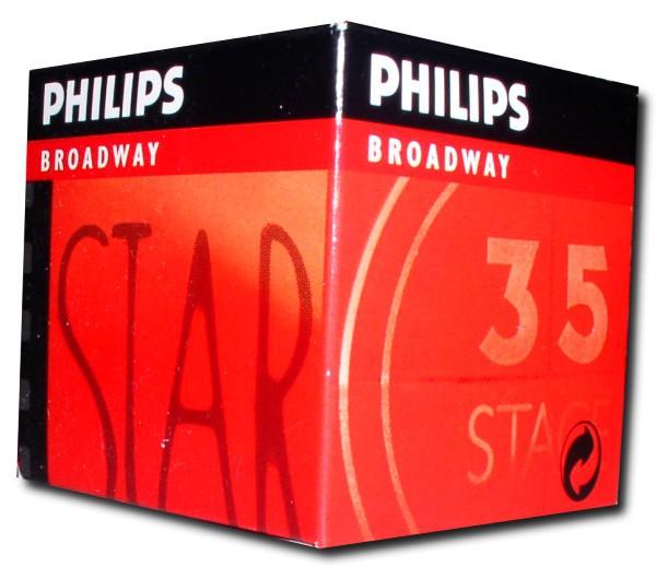 PHILIPS 24V/ 250W ELC 13163 500H GX5,3 - żarówka halogenowa
