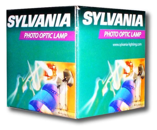 SYLVANIA 24V/ 250W ELC 1000H GX5,3 - żarówka halogenowa