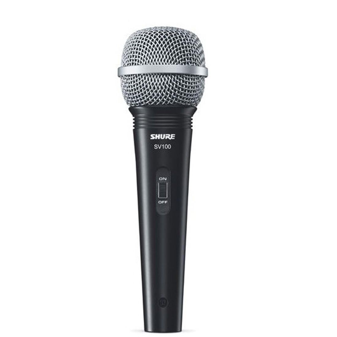 Shure SV 100-A - mikrofon dynamiczny+akcesoria