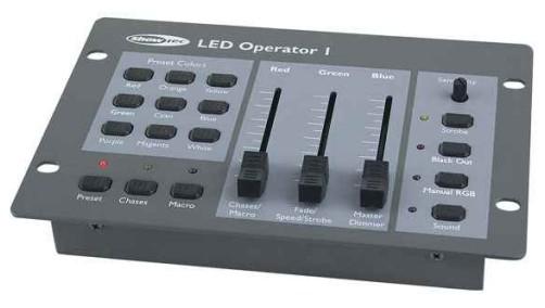 Showtec LED Operator 1 - sterownik