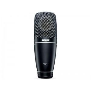 Shure PG 27 USB - mikrofon studyjny kardioidalny pojemnościowy USB
