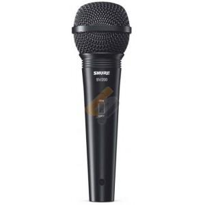 Shure SV 200-W - mikrofon dynamiczny - pudełko z okienkiem