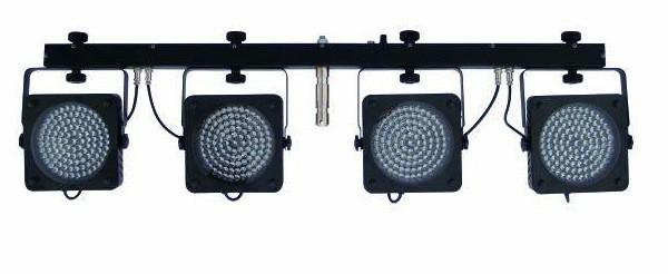 Eurolite LED KLS-200 - zestaw oświetleniowy LED