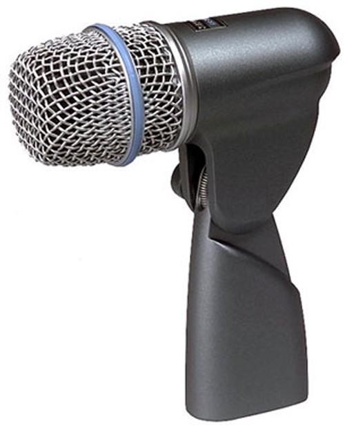 Shure Beta 56 - mikrofon dynamiczny instrumentalny
