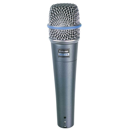 Shure Beta 57A - mikrofon dynamiczny instrumentalny