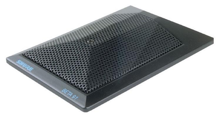 Shure Beta 91A - mikrofon pojedmnościowy instrumentalny