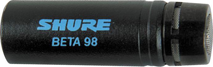Shure Beta 98/S - mikrofon instrumentalny