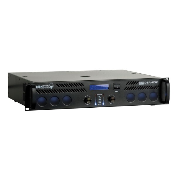 DAP Audio DSA-250 - końcówka mocy