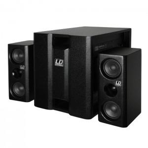 LD Systems DAVE8XS - przenośny aktywny system multimedialny