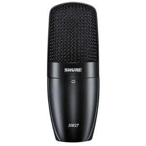 Shure SM27-LC - mikrofon pojemnościowy
