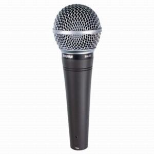 Shure SM48-LC - mikrofon dynamiczny