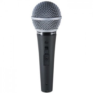 Shure SM48S-LC - mikrofon dynamiczny